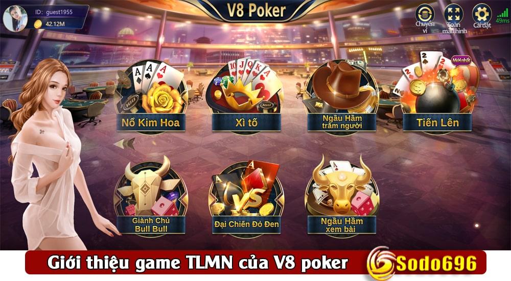 v8 poker Nơi tập hợp nhiều game hấp dẫn